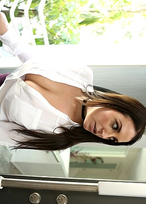August Ames nude gallery
